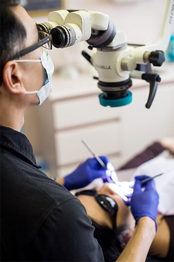 Microscope Enhanced Dentistry Delta BC
