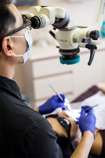 Microscope Enhanced Dentistry Delta BC